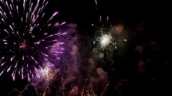 Thumbnail for Barcelona Fireworks 48