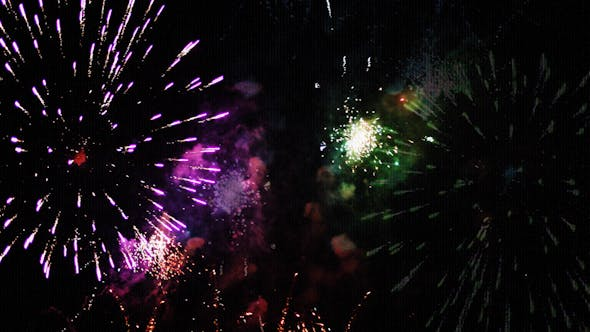 Thumbnail for Barcelona Fireworks 51