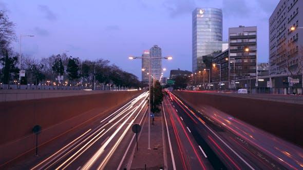 Thumbnail for Barcelona Traffic 03
