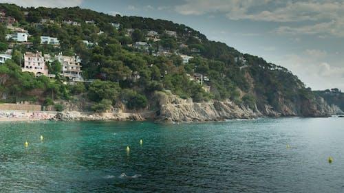Beautiful Bay On The Spanish Costa Brava Coast
