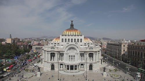 Bellas Artes Mexico City