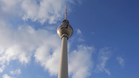 Thumbnail for Berlin TV Tower 01