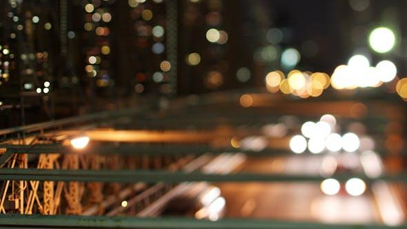 Thumbnail for Brooklyn Brige Night Manhattan