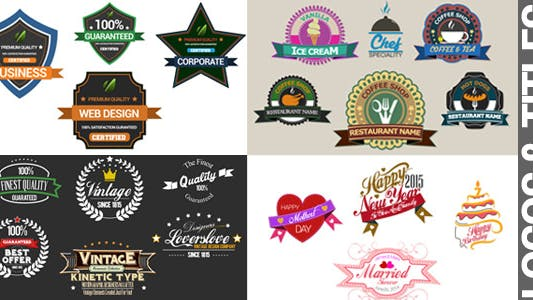 Thumbnail for Logos&Titles