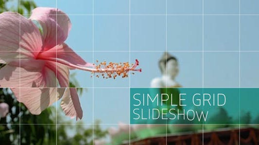 Thumbnail for Simple Grid Slideshow