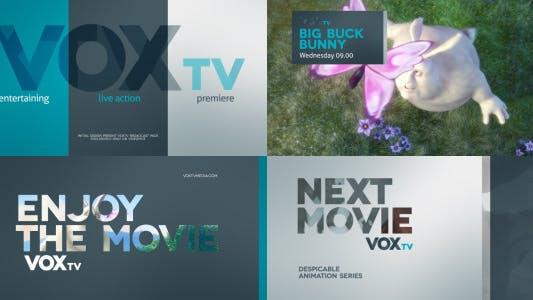 Vox Broadcast Pack