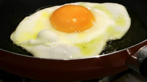 Cooking Egg