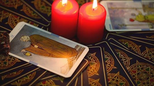 Thumbnail for Tarot Cards 15