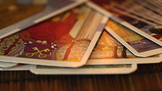 Thumbnail for Tarot Cards 22