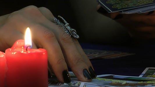 Thumbnail for Tarot Cards 33