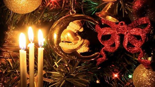 Thumbnail for Christmas Tree & Candles