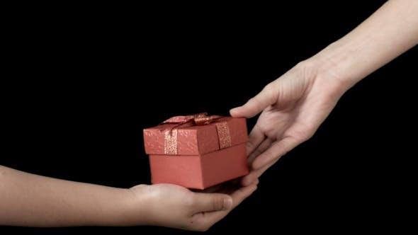 Thumbnail for Giving Gift 01