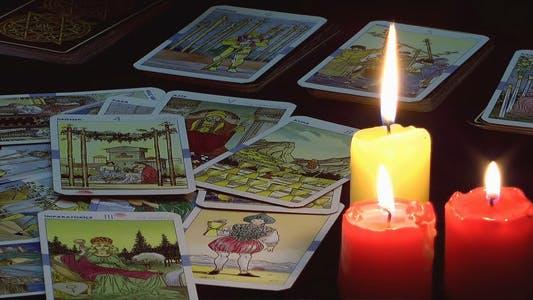 Thumbnail for Tarot Cards 40