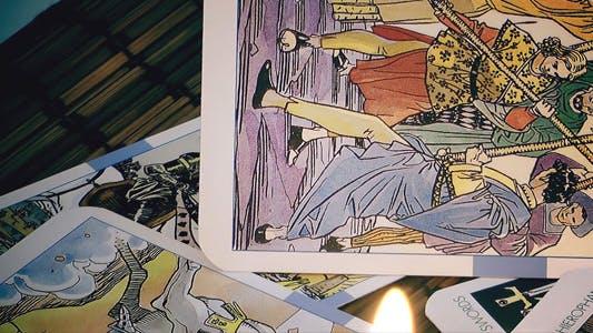 Thumbnail for Tarot Cards 41