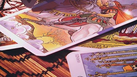 Tarot Cards 42
