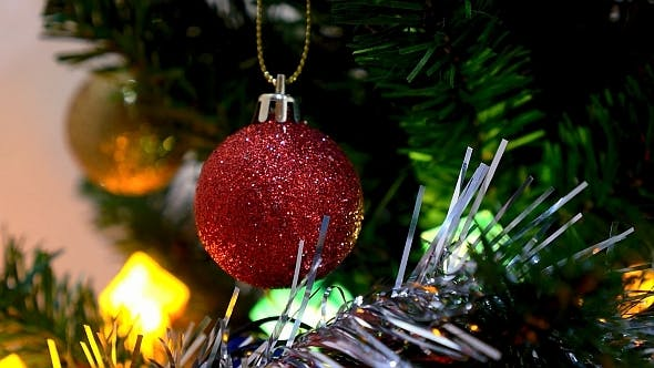 Thumbnail for Christmas Bauble on the Tree