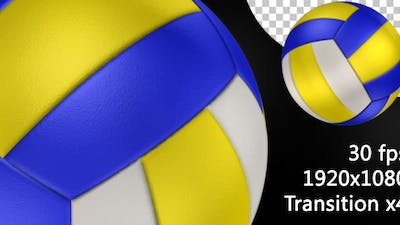Volleyball Transition Hits