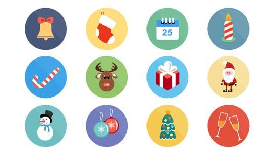 Thumbnail for Christmas Icons