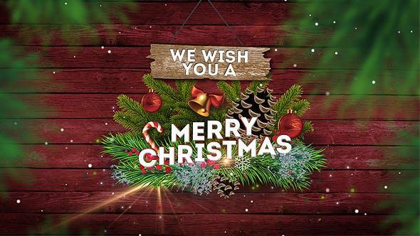 Such A Beautiful Christmas Day De Framme En Envato Elements