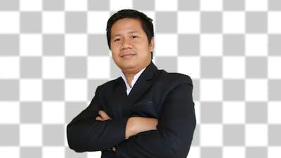 Asian Business Man