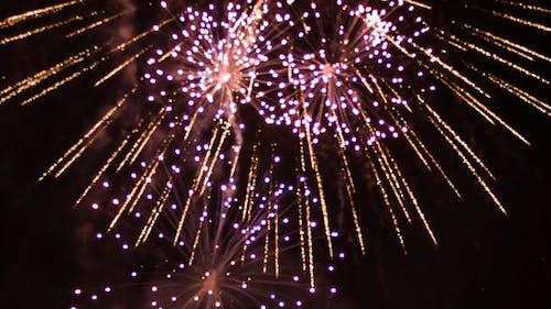 Firework Background 09