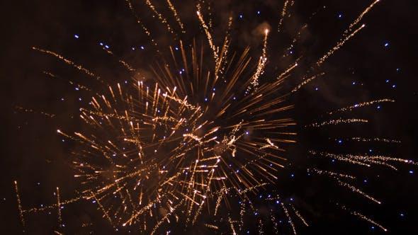 Firework Background 11