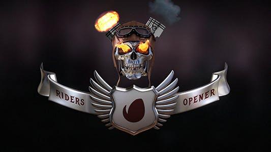 Thumbnail for Motorcycle Logo