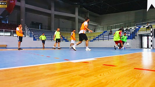 Cover Image for Indoor Football (Five-a-side Football)