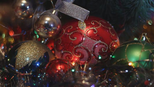 Thumbnail for Christmas Bauble 4