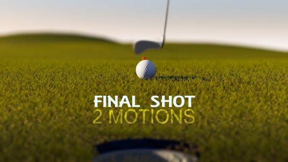 Thumbnail for Golf: Final Shot