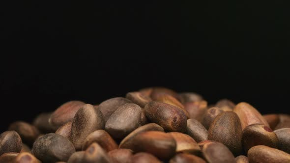 Thumbnail for Pine Nuts Fall On A Heap
