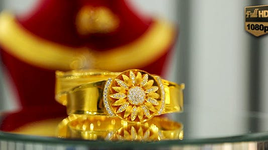 Thumbnail for Gold Bracelet