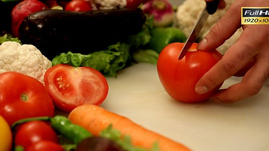 Thumbnail for Chopping Vegetable