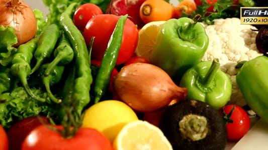 Thumbnail for Fresh Vegetables