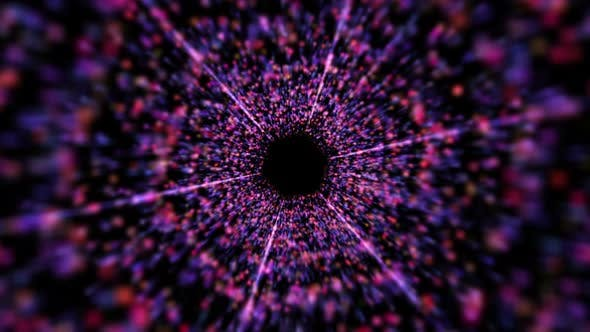 Particle Tunnel