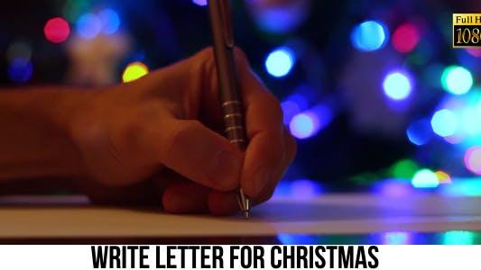 Thumbnail for Write Letter For Christmas