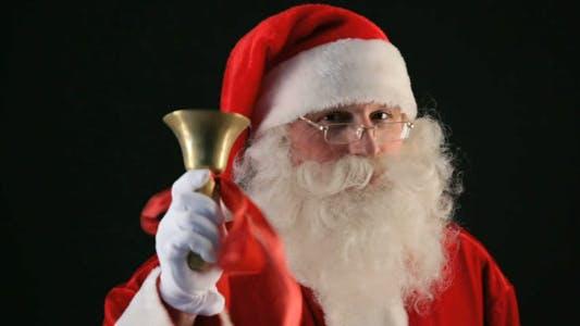 Thumbnail for Santa ringing bell