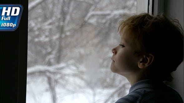 Thumbnail for Snow Outside the Window