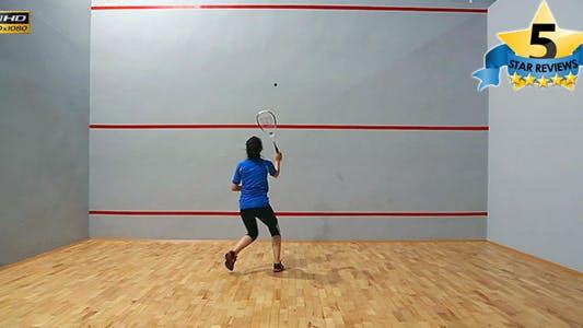 Thumbnail for Squash Game Training
