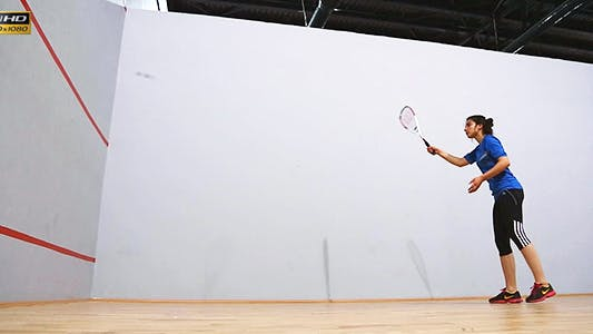 Cover Image for Squash Game