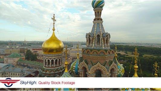 Thumbnail for Saint Petersburg Aerial 22