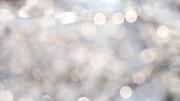 Thumbnail for Winter White Bokeh Circles