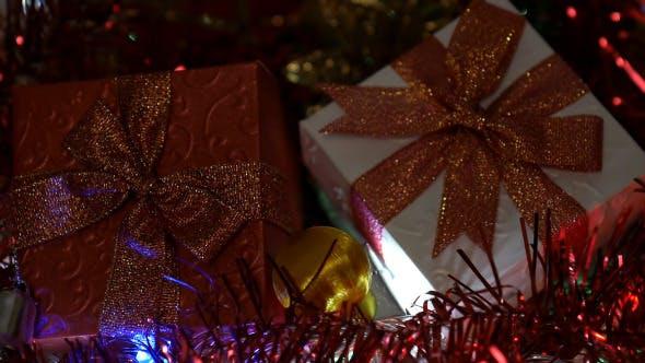 Thumbnail for Christmas And Gift Box 08