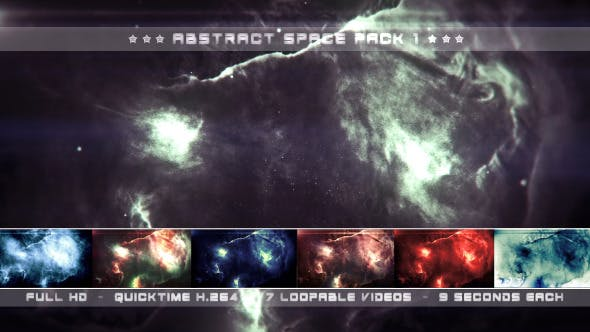 Thumbnail for Abstract Space Pack