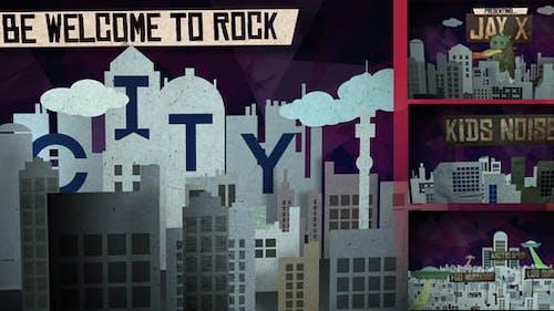 Rock City Band Promo