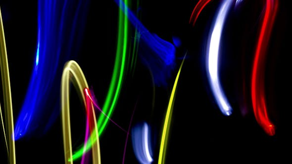 Thumbnail for Abstract Light Pattern