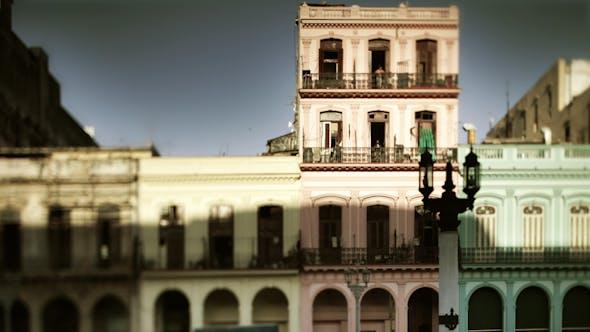 Thumbnail for Havana Cuba Colorful Buildings
