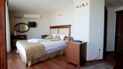 Hotel Room Istanbul