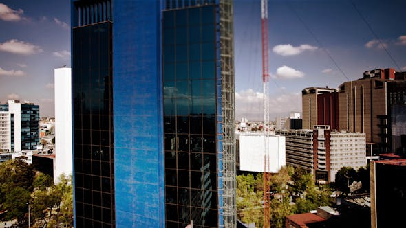 Thumbnail for Mexico Df Skyline Finance 1