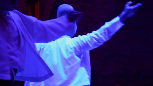 Thumbnail for Sufi Dervish Dancers Istanbul 3